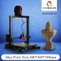 Mobile Preview: Vivedino Formbot Raptor 2.0 - High-quality FFF 3D printer