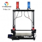 Preview: Vivedino Formbot T-Rex 3.0 - 400x400x500mm - Dual-extruder 3D Printer w. Laser Engraver (opt.) - 1