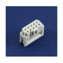 10 way connector without strain relief