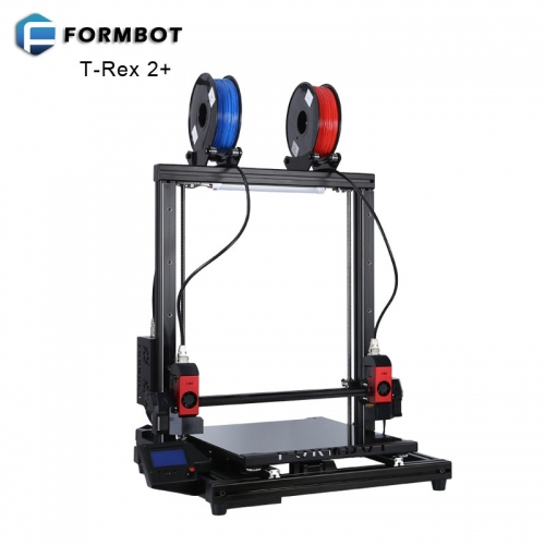Formbot T-Rex 2+ 500 - Stampante 3D Dual-extruder con incisore laser