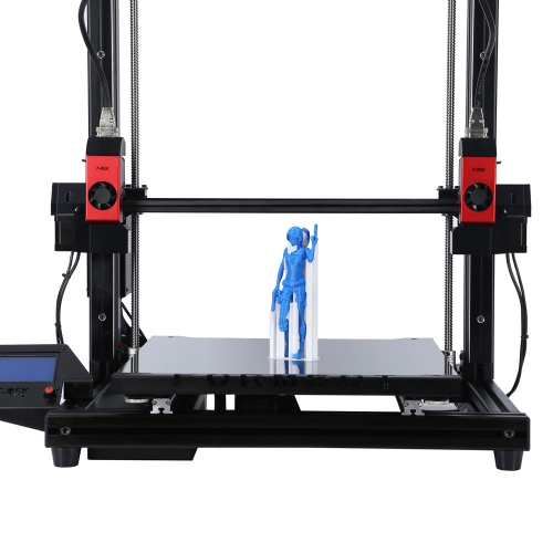 Formbot T-Rex 2+ 700 - Stampante 3D Dual-extruder con incisore laser