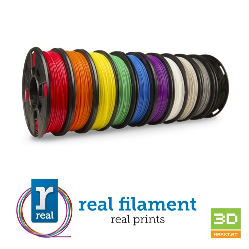 ABS filament 1.75 mm / 1 kg Real