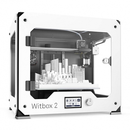 BQ Witbox 2 - Stampante 3D