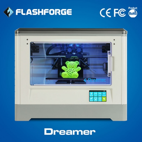 Flashforge Dreamer Set con materiali addizionali inclusi