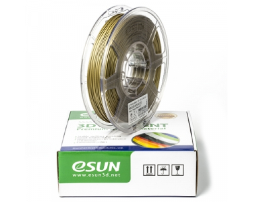 PLA filament Bronze 1.75 mm / 0.5 kg eSun