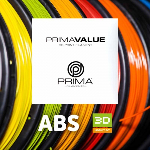 PrimaValue ABS Filament - 1.75mm - 1 kg Spule