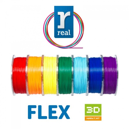 RealFlex Filament 1.75 mm / 1 kg Real