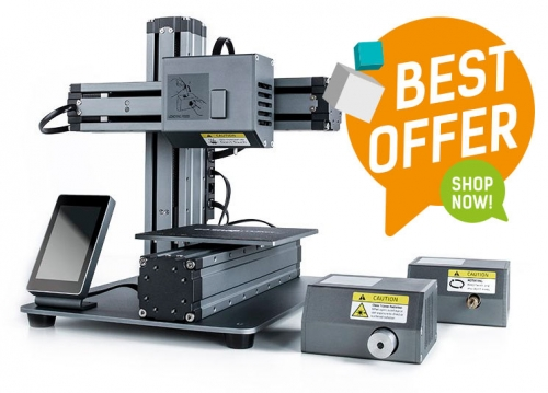 Snapmaker - The 3-in-1 3D Printer - Summer special offer