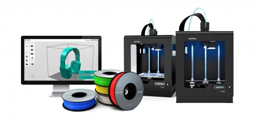 Zortrax M200 Plus Stampante 3D - 3