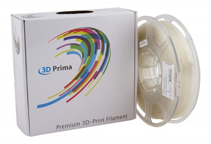 PrimaPolycarbonate (PC) Filament - 3mm - 0.50 kg spool - Natural