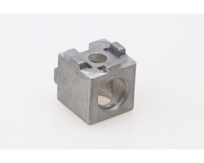 Cube connector piece 2D for 2020 extrusions