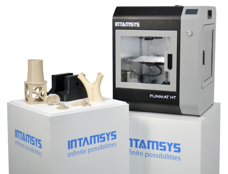 INTAMSYS Enhanced Funmat HT - 3D Drucker - 2