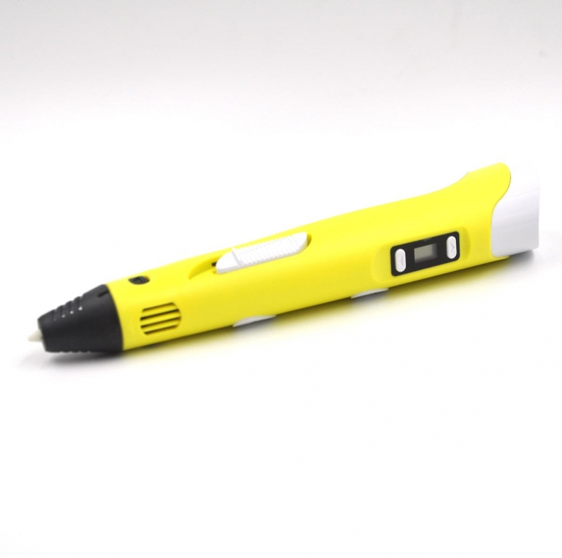 Myriwell 3D-Print Pen for 1.75mm Filament with LCD Display