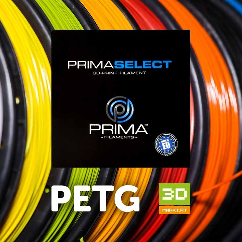 PrimaSelect PETG - 2.85mm - 2,3 kg