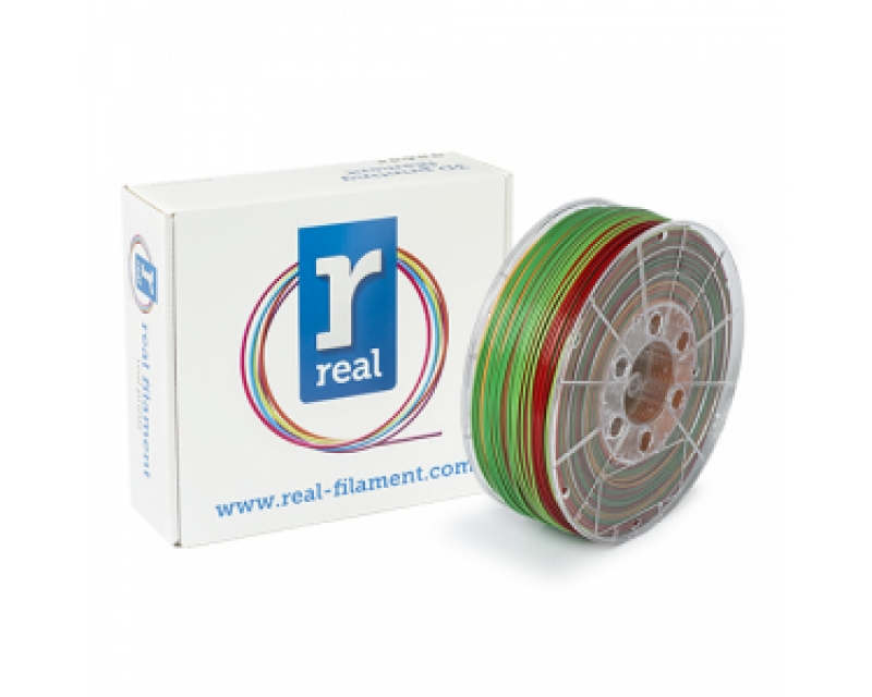 REAL PLA - Fusion Autumn - Bobina di 1Kg - 1.75mm