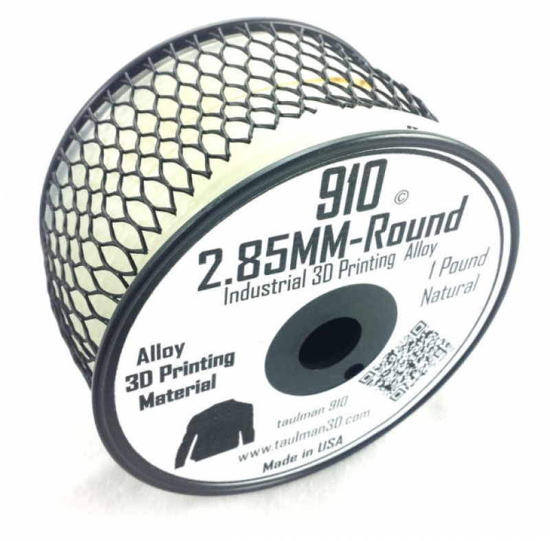 Taulman Alloy 910 - 2.85mm - 450g